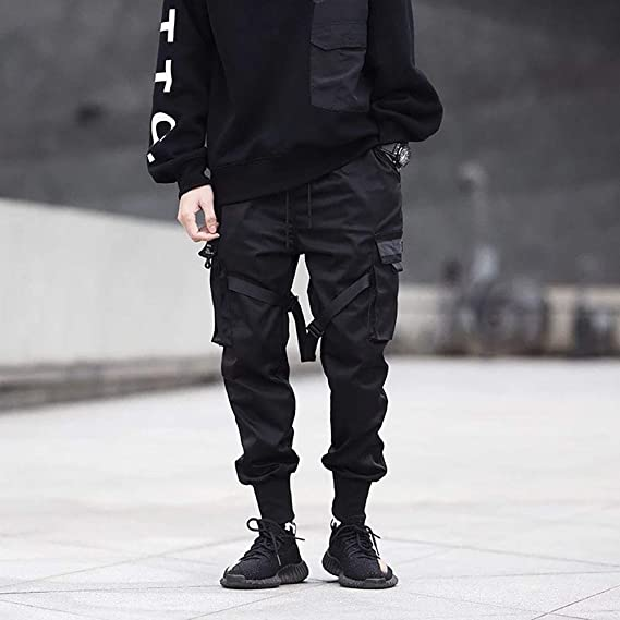 Discover The Colourful And Edgy Techwear Pants For Men